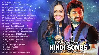 New Bollywood Hits Songs 2020 - Hindi Love Songs Romantic 2020 - Arijit Singh/Neha Kakkar/Atif Aslam