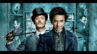 """7 самых смешных моментов фильма """"Шерлок Холмс"""""""