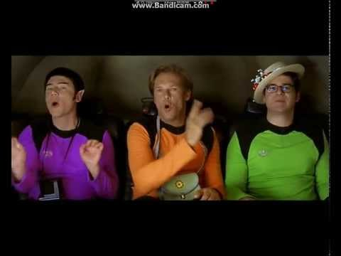 Raumschiff Suprise  Space Taxi Song