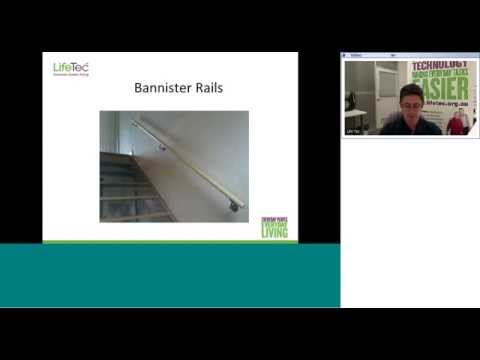 Falls Prevention with LifeTec's Michael Sharp