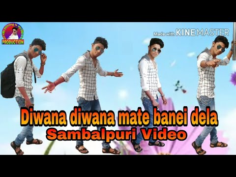 Diwana mate banei dela || jeet video || my painting is my life production ||7750984765,7750857129||