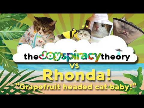 "TJT vs Rhonda! 038 ""Graprefruit Headed Cat Baby!"""