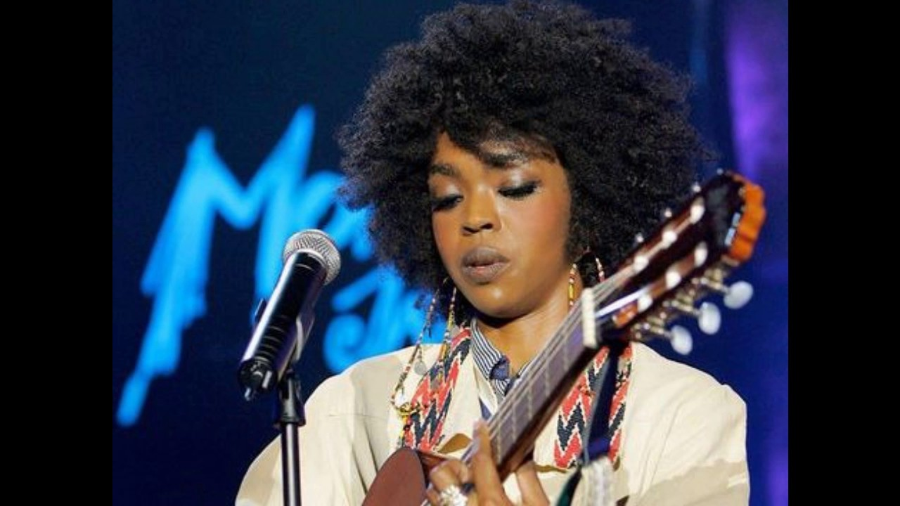 Lauryn Hill I Get Out - YouTube