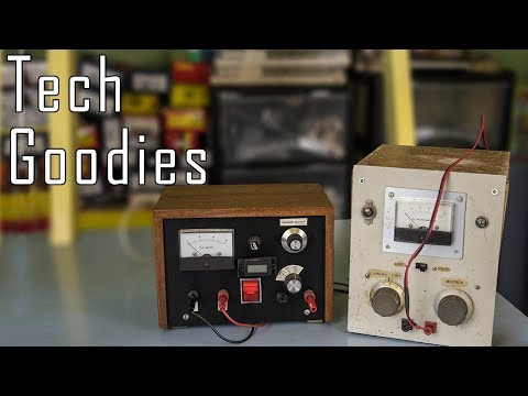 New Gadgets & Power Supply Fun!