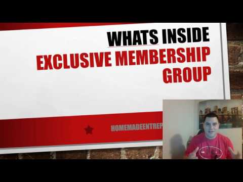 What's Inside My Membership Group - Get FREE And $1 FBA Online Arbitrage List