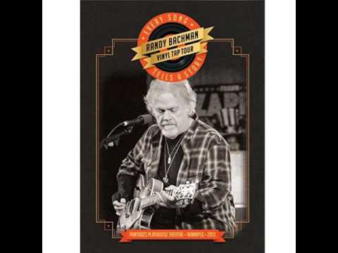 Randy Bachman of the Guess Who & Bachman-Turner Overdrive - VVN Music Podcast Episode 21
