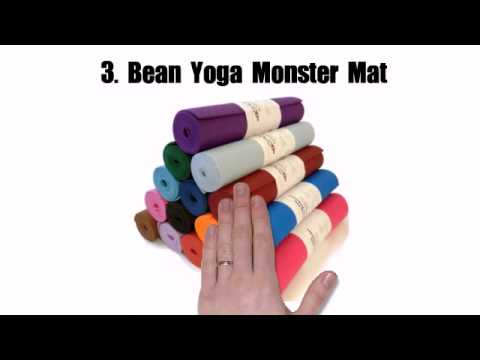 Top 5 Best Yoga Mat Reviews