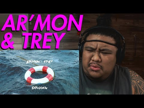 Ar'mon & Trey - Drown (Audio) [MUSIC REACTION]