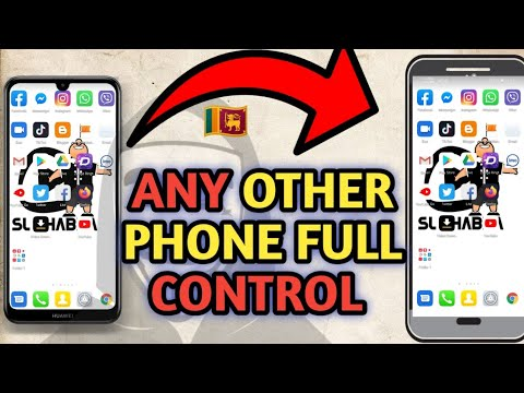 Other Phone Full Control Sinhala #slchabiya#