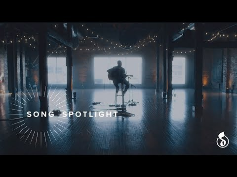 Love Never Fails (Acoustic) - Brandon Heath | Song Spotlight