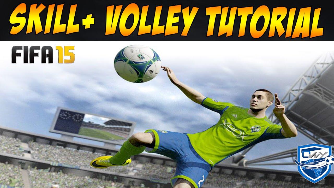 Fifa 15 skill amp volley tutorial dribbling amp shooting tips the