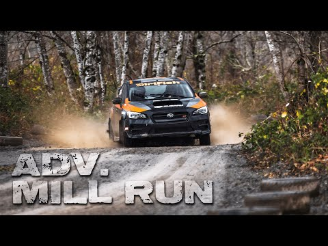 DirtFish Rally Courses - Advanced Mill Run