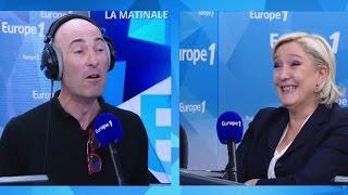 Nicolas Canteloup - Jean-Marie Le Pen :