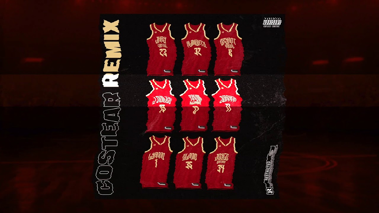 Costear Remix - Jhay Cortez, Almighty ft Justin Quiles, Lyanno, Rauw Alejandro ➕ Equipo Rojo 🔴 🏆