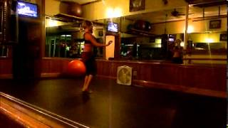 Miss Bee's Belly Dance Dubstep