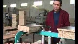 Производство корпусной мебели на фабрике(, 2014-01-05T00:48:50.000Z)