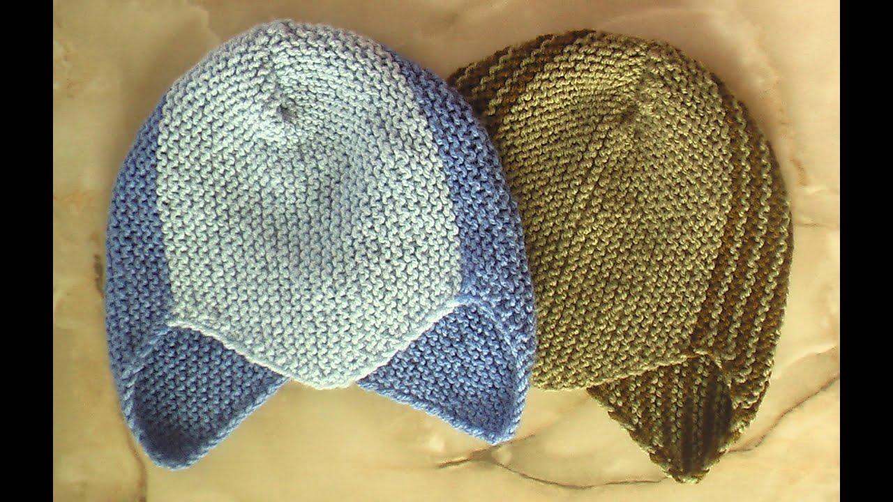 детские вязание шапочки инструкция