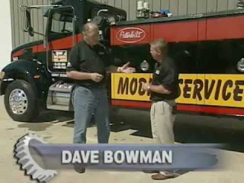 Rush Truck Centers >> Rush Truck Center-Nashville on Motorhead Garage.wmv - YouTube