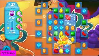 Candy Crush Soda Saga Level 1076 NO BOOSTERS