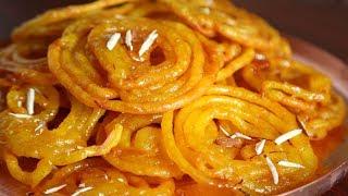 Джалеби. Восточный десерт с лимонным сиропом. Вкуснее