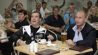 КамедиФэст. Путин можно выпить и покурить