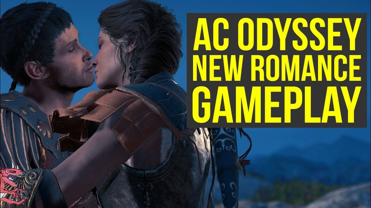 Assassin S Creed Odyssey Romance New Gameplay Kassandra Thaletas