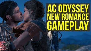 Assassin's Creed Odyssey Romance NEW GAMEPLAY Kassandra & Thaletas START TO END (AC Odyssey Romance)