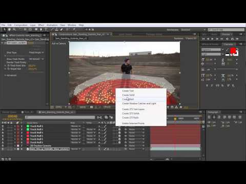 After Effects Tutorial: Getting started with Orient World