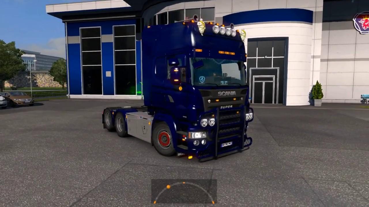(Ets2 1.30)Scania Rjl 2.2.2 Update