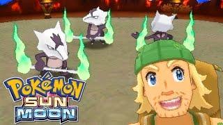 DANCE OFF PHOTOBOMB!! [Ep. 14] | Pokémon Sun And Moon