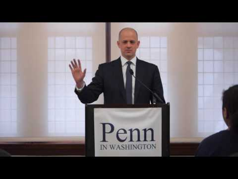 Evan McMullin: The Past, Present, and Future of the Republican Party