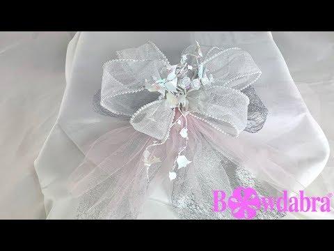 easy-and-elegant-wedding-pew-bow