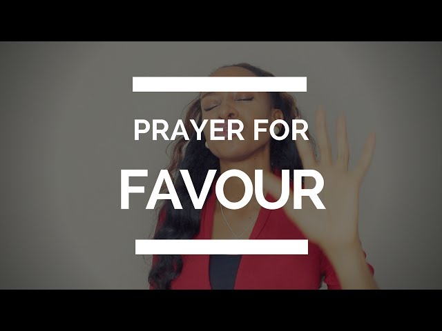 Prayer Points for Mercy and Favour of God [Updated] ▷ Legit ng