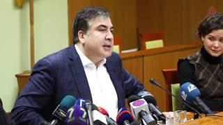 Каша во рту у Саакашвили в Сети не смогли разобрать речь губернатора HD, 1280x720p