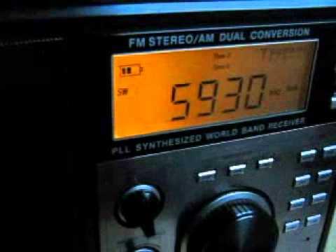 Good Bye Radio Prague on Shortwave