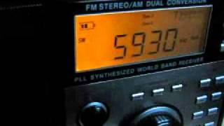 Good Bye Radio Prague on Shortwave