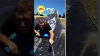 Lipton Snapchat Slip N Slide