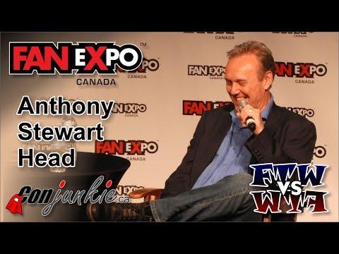 Anthony Head Buffy the Vampire Slayer, Merlin  eXpo Canada 2017  Panel