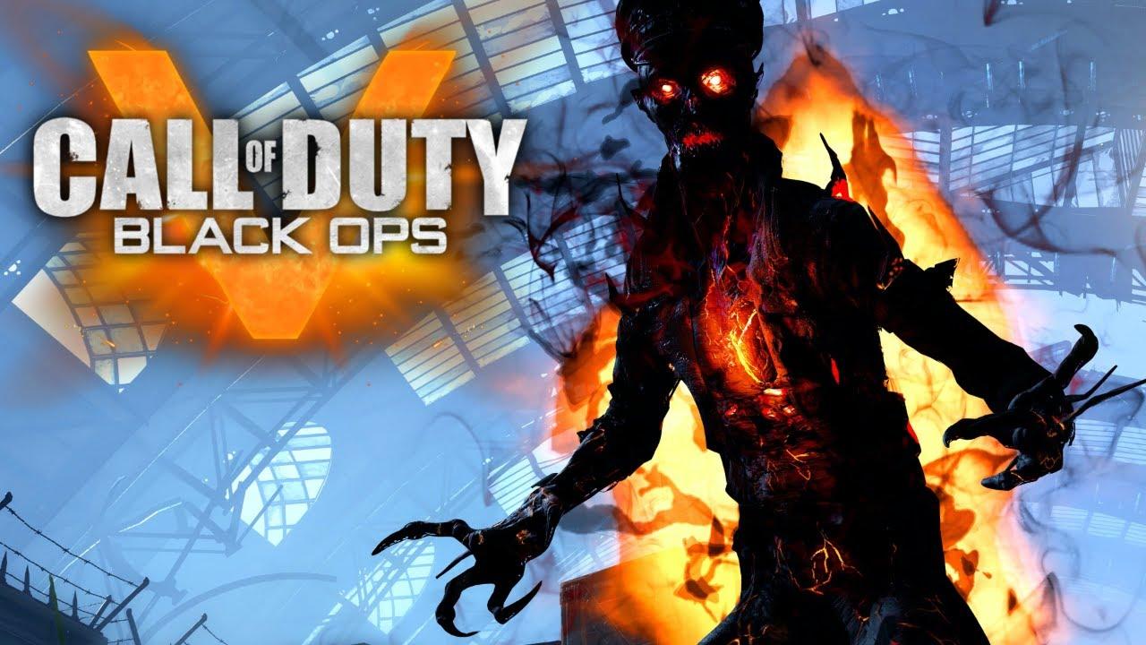 Black Ops 5 Zombies London Vietnam Launch Maps Global Reveal
