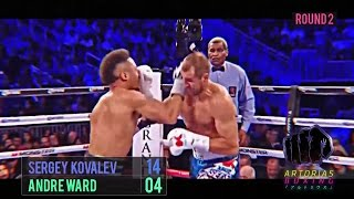 Just a Reminder that Andre Ward Didn't Beat Kovalev