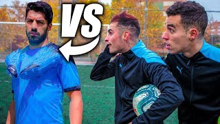LUIS SUÁREZ CHALLENGE - Retos de Fútbol Épicos