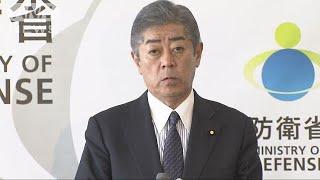 岩屋防衛大臣「短距離弾道ミサイルとみられる」(19/05/10)