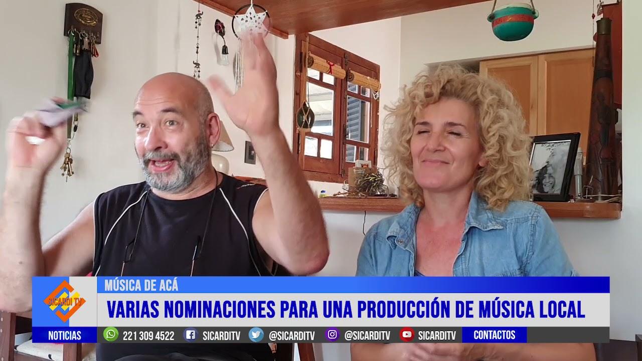 Artistas locales participan a nivel internacional con una producción musical