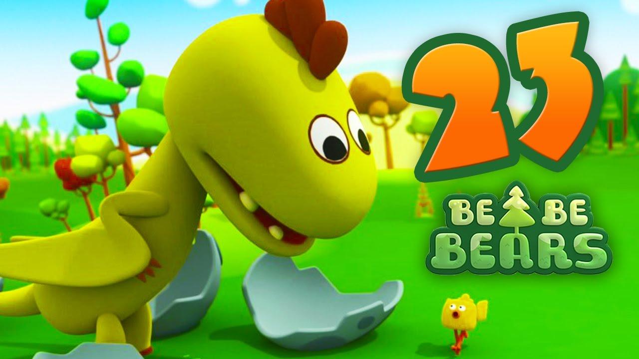 Bjorn and Bucky - Be Be Bears - Episode 23 - Kids cartoon - Moolt Kids Toons Happy Bear