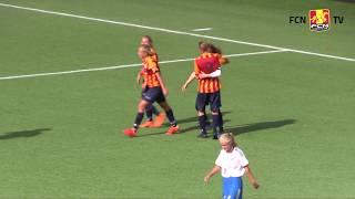 Highlights: FCN/Farum BK - Herlufsholm: 2-0