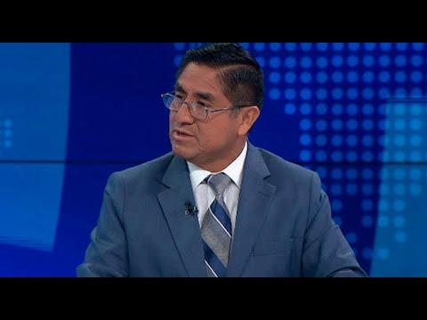 Juez César Hinostroza sobre audios: 'No hay ningún beneficio, no se negoció nada'