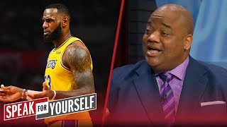 Jason Whitlock thinks that athletes are wallowing too much in victimhood | NBA | SPEAK FOR YOURSELF