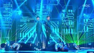 TVXQ - Humanoids, 동방신기 - 휴머노이드, Music Core 20121215