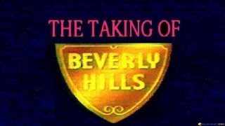 Taking Of Beverly Hills gameplay (PC Game, 1991)