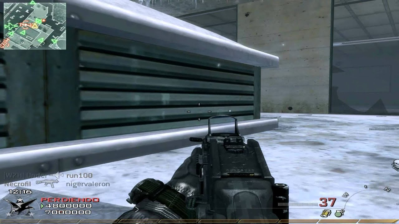 call of duty modern warfare 2 multiplayer crack